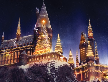 Experience Christmas at The Wizarding World of Harry Potter™